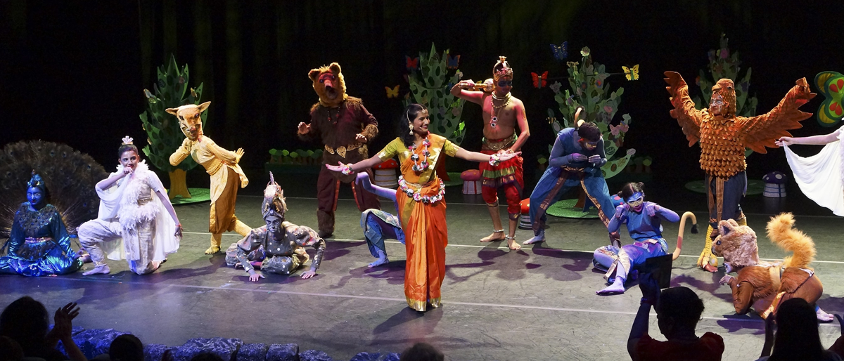 Apsaras Arts Sitas Magical Forest