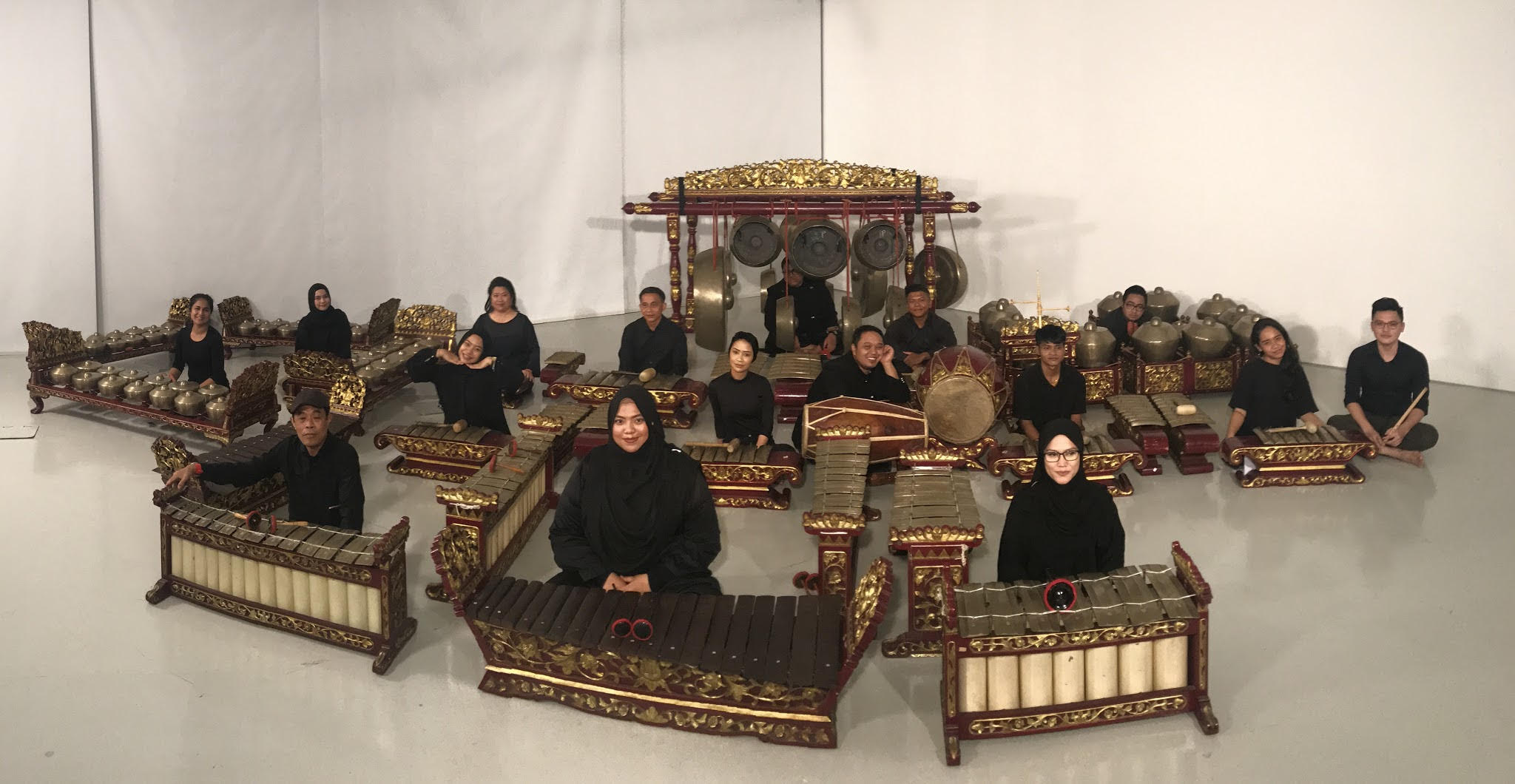 Instrumental Adaptations of Serat Ramayana by Gamelan Asmaradana
